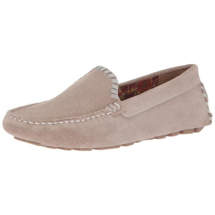 Taylor Suede Slip-on Mocassins NC9HP Taille-38