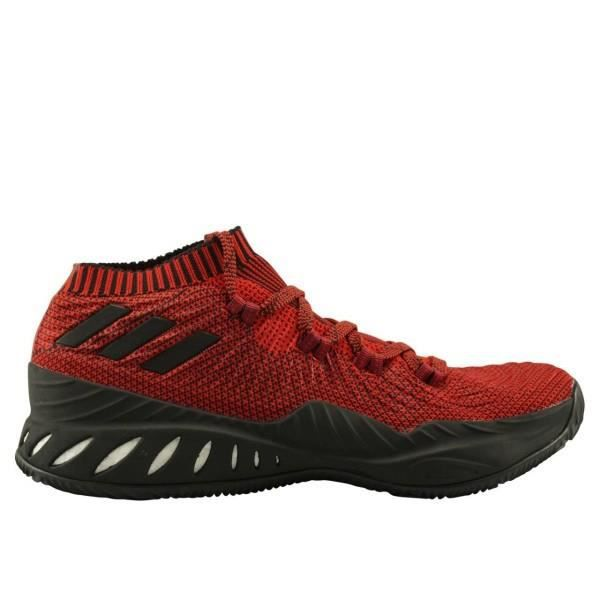 de Explosive 2017 Rouge Basketball adidas Low Chaussure Crazy pour nwPkN80XO