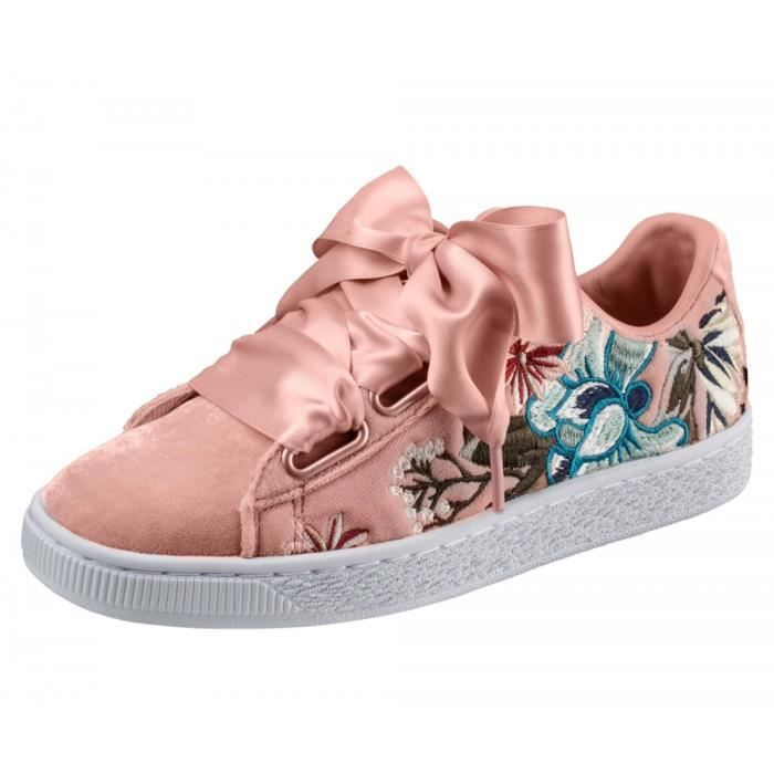 Baskets Puma Suede Heart Hyper Embroidery 36611602