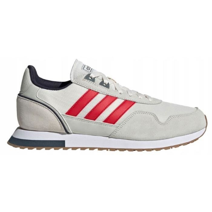 Baskets Adidas 8K 2020 42 Rouge - Cdiscount Chaussures