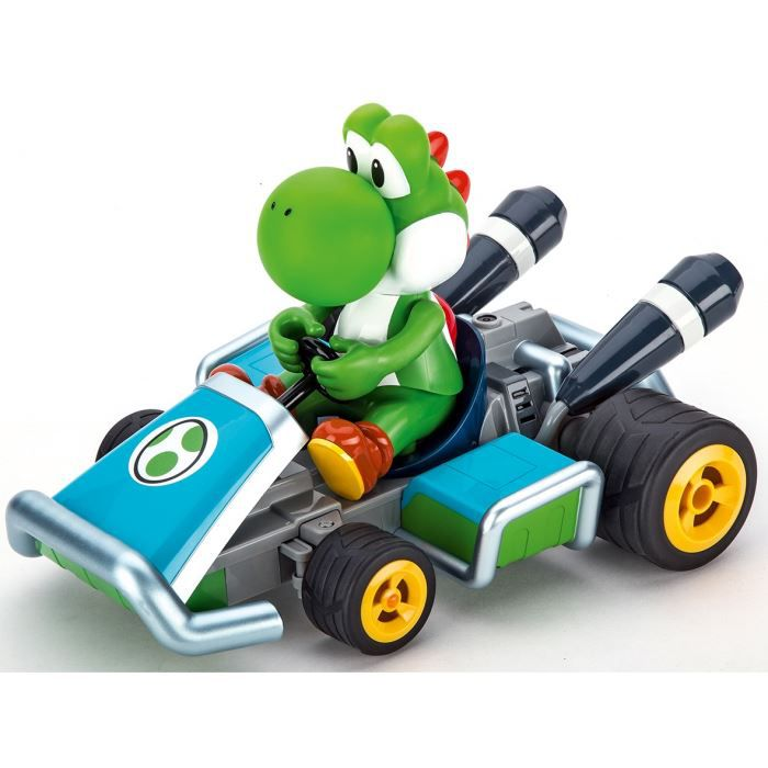 nintendo mario voiture kart yoshi t l command 2 4ghz achat vente voiture camion cdiscount. Black Bedroom Furniture Sets. Home Design Ideas