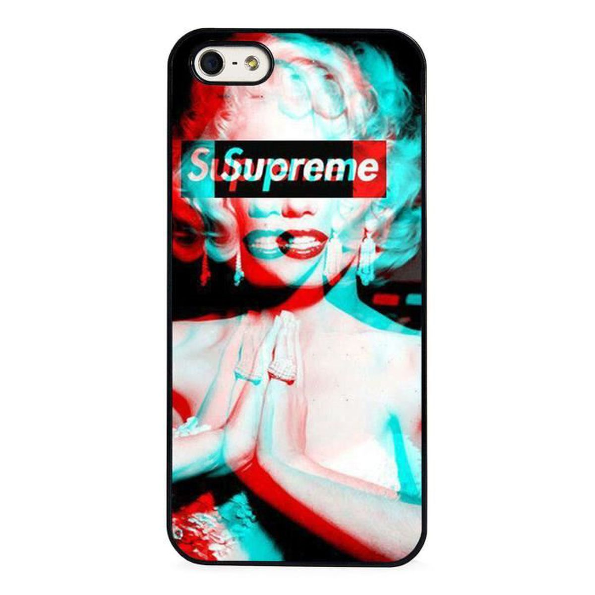 supreme coque iphone 5