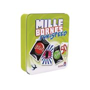 CARTES DE JEU MILLE BORNES Fun and Speed boîte métal