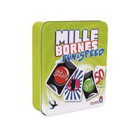 MILLE BORNES Fun and Speed boîte métal