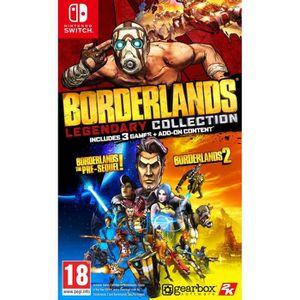 JEU NINTENDO SWITCH Borderlands Legendary Collection Jeu Nintendo Swit