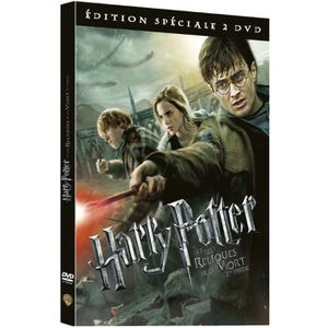 DVD FILM DVD Harry Potter 7 : les reliques de la mort, p...