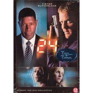 DVD SÉRIE 24 HEURES CHRONO : Saison 2, Coffret 7 DVD