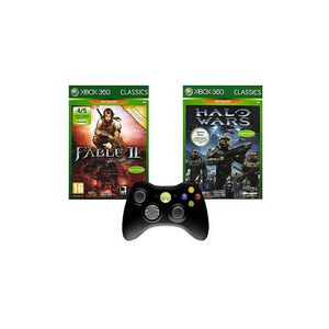 JEUX XBOX 360 Wireless Entertainment Pack Classics XBOX 360