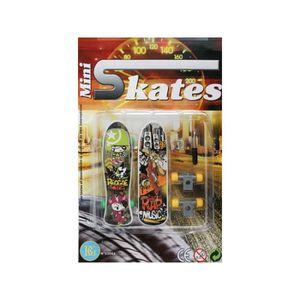 FINGER SKATE - BIKE  Skate à doigts x 2 avec vis et tournevis et acc…