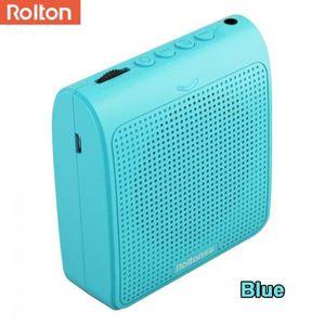 ENCEINTE NOMADE Portable Haut-parleurs Blue Electronique Rolton K1