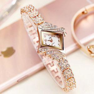 MONTRE Montre Femme diamant mode bracelet modèles féminin