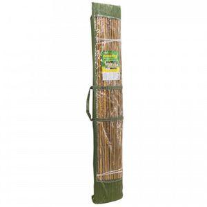 CLÔTURE - GRILLAGE Paravent ou natte bambou Esthetique et naturel. Br