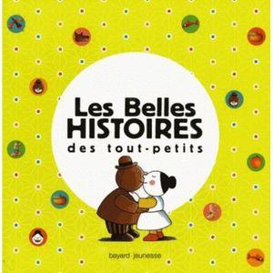 LIVRE 0-3 ANS ÉVEIL Livre - coffret les belles histoires des tout-peti
