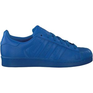adidas superstar original bleu
