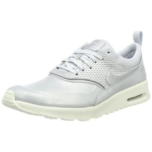 BASKET Nike Women's Air Max Thea Premium Leather Low-top