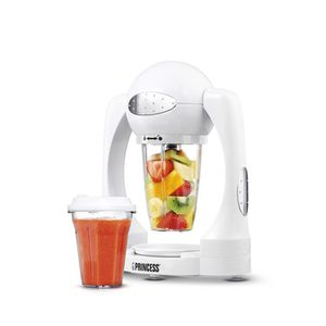 BLENDER PRINCESS 212062 Appareil à smoothies - Blanc