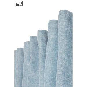 RIDEAU Rideau Effet Chiné 200 x 270 cm Grande Largeur et