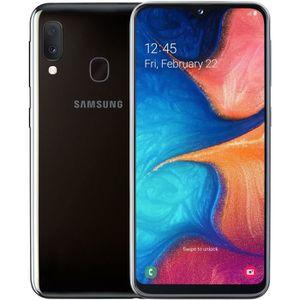 SMARTPHONE Samsung Galaxy A20e - 32Go, 3Go RAM - Noir