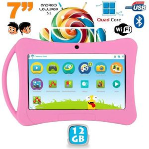 TABLETTE ENFANT TABLETTE TACTILE ENFANT ANDROID 5.1 7 POUCES WIFI