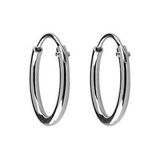 """Semi créoles /""""X/"""" Design Clous D/'Oreilles Avec Labo Diamants//925 Sterling Silver//New!"""