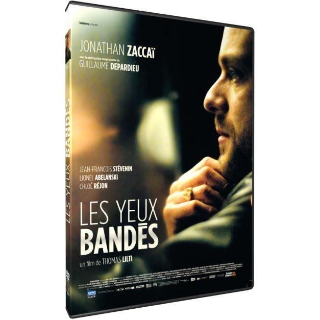 DVD Les yeux bandés