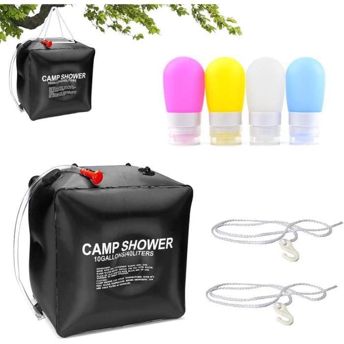 Douche solaire, douche de camping, douche de jardin, douche extérieure, douche solaire, tente de camping, douche solaire, douch[93]