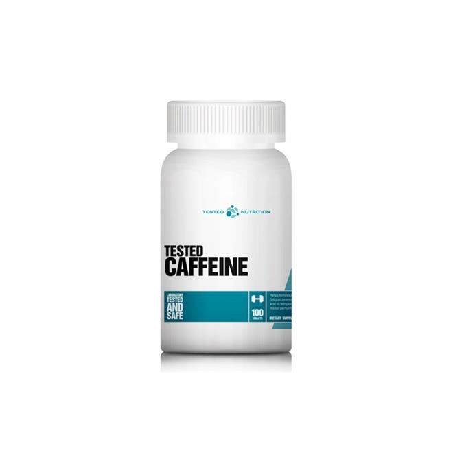 Tested Caffeine (100 comprimés)