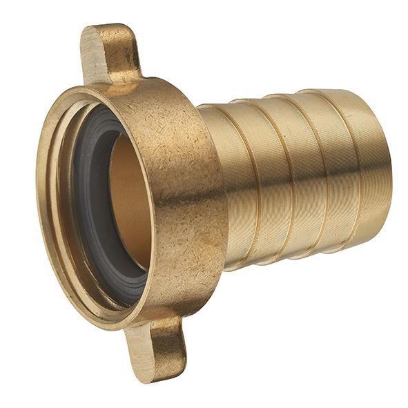 AROZ Nez de robinet cannelé femelle 1' Ø25mm