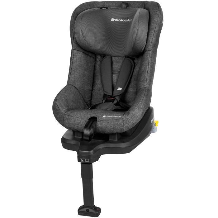 Bébé Confort tobifix – Siège auto, groupe 1, couleur Nomad Black