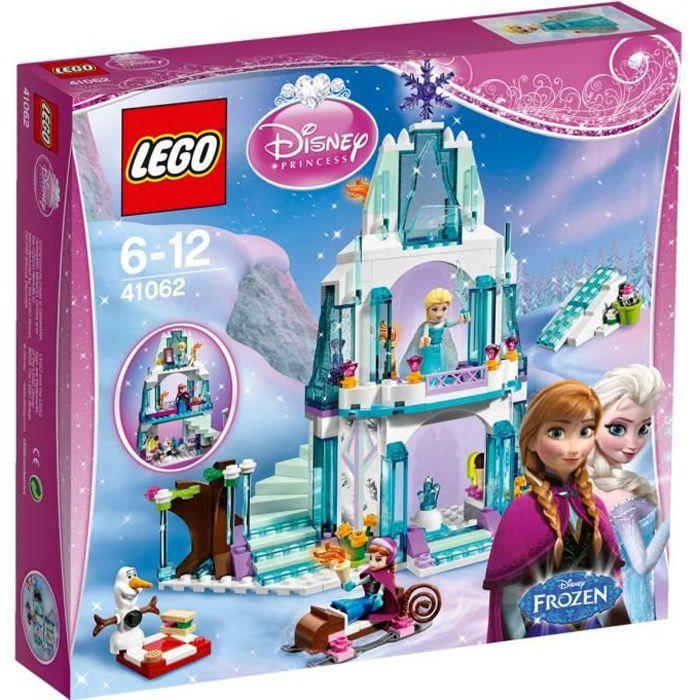 LEGO® Disney Princess La Reine des Neiges 41062 Le Palais de glace d'Elsa