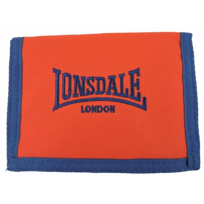 Portefeuille Lonsdale Rouge