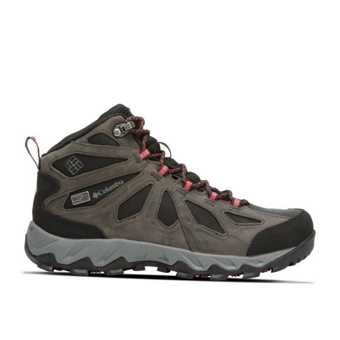 Chaussures de marche femme Columbia Crestwood Mid waterproof