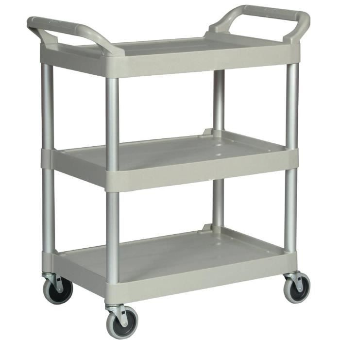 Rubbermaid X-tra Utilitaire chariot grisF694F694