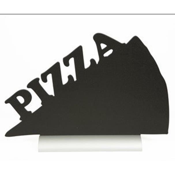 Silhouette de table avec socle aluminium PIZZA