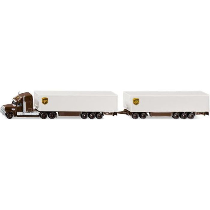 Siku Train routier 1:87
