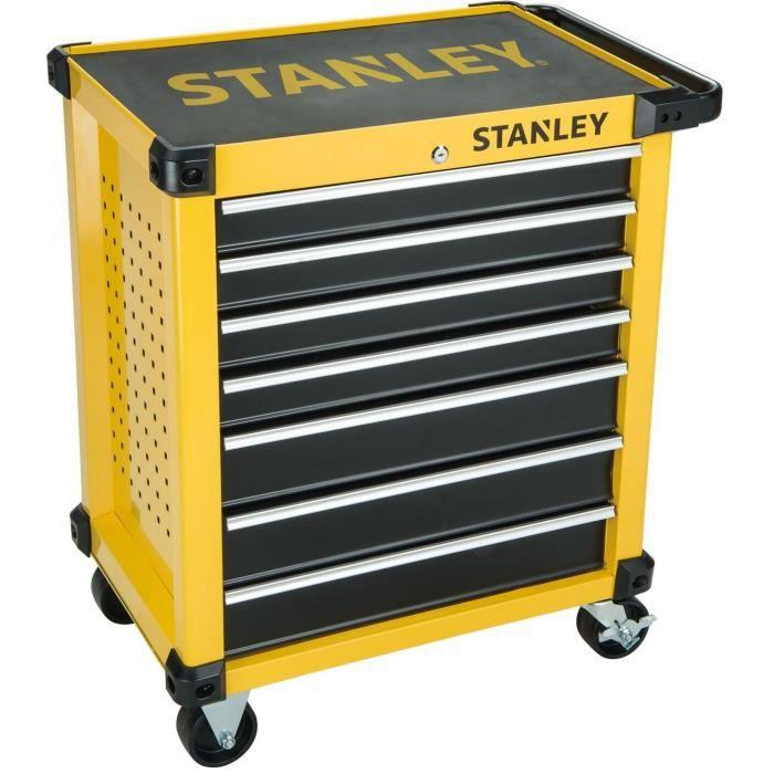 Stanley - Servante 7 tiroirs 680 mm