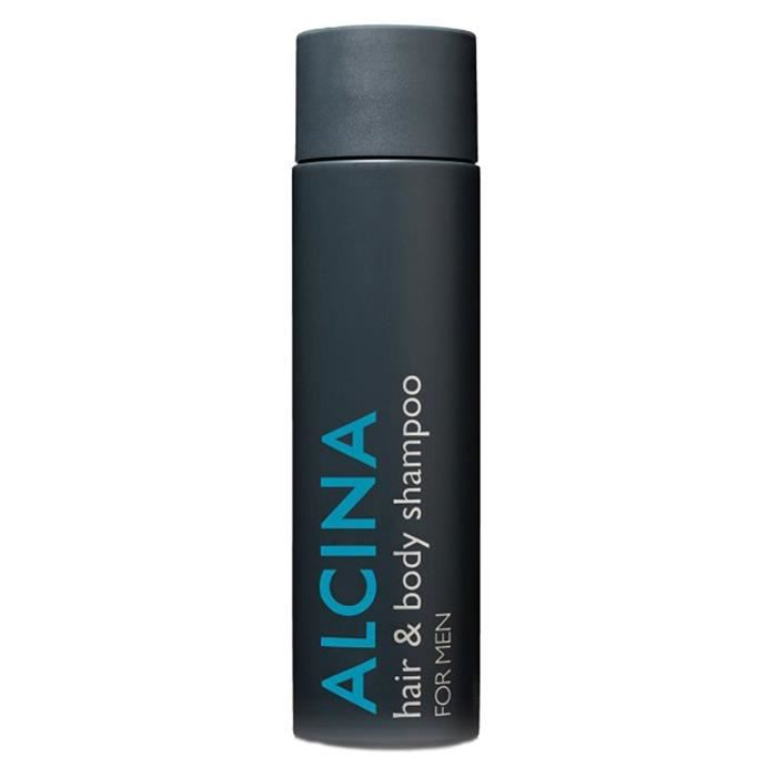 SHAMPOING Alcina for Men Hair & Body shampooing 250ml vous