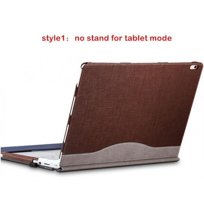 BESACE - SAC REPORTER Version No stand Coffee - For Book 2 15 inch - Cou