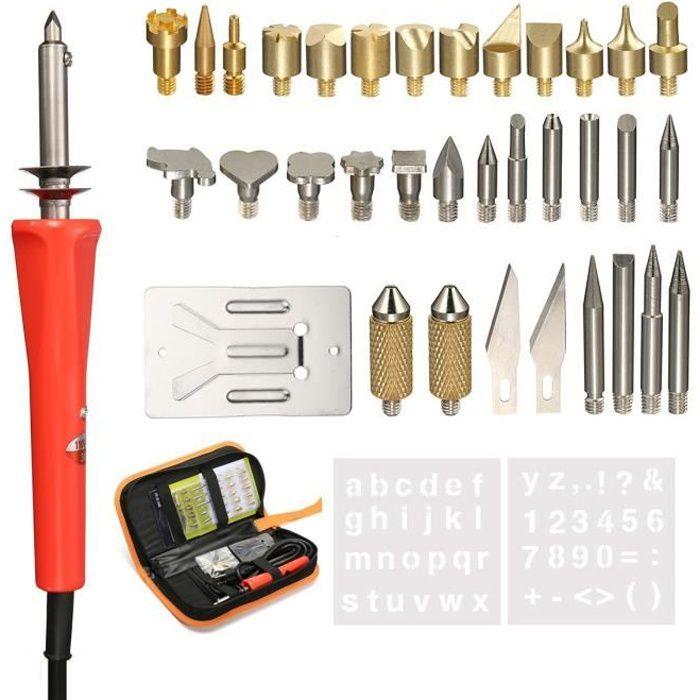 Pebaro Trousse à outils sur carte 9 pièces