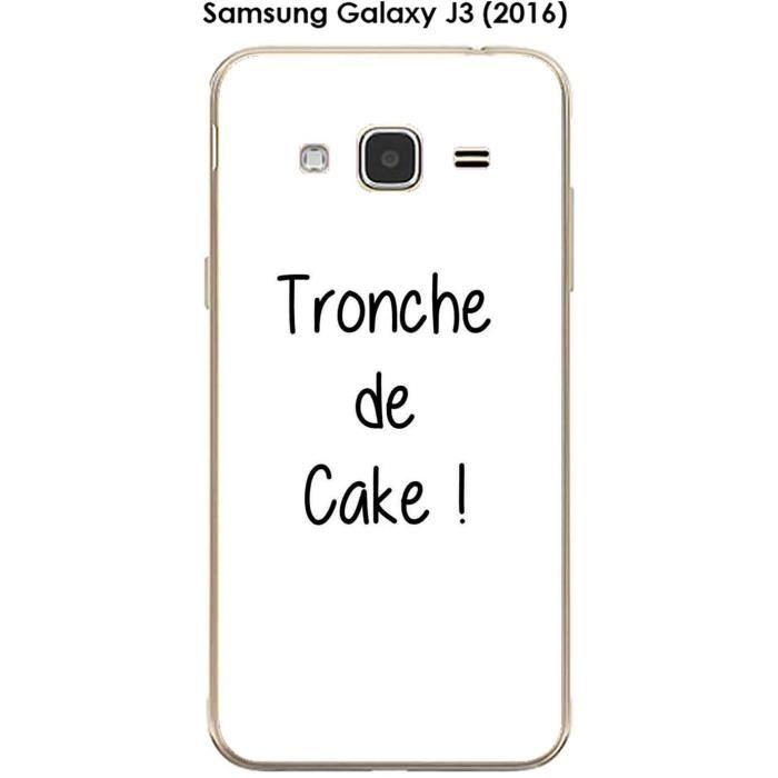 Coque Samsung Galaxy J3 (2016) design Citation tro