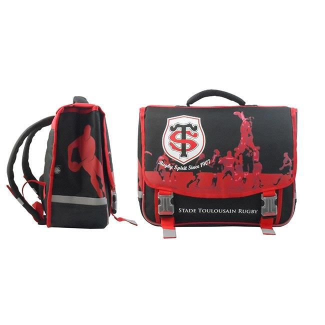 Cartable Stade Toulousain 41 cm Noir