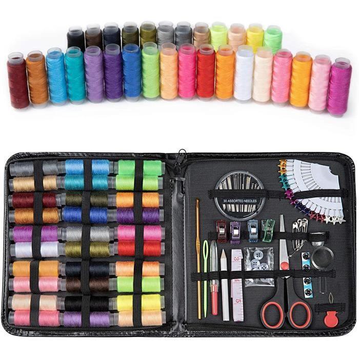 180 Portable Kit de Couture Maison Voyage urgence Professional SEWING SET