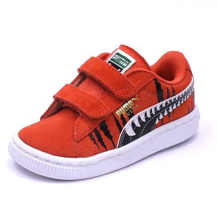 chaussure garcon enfant puma