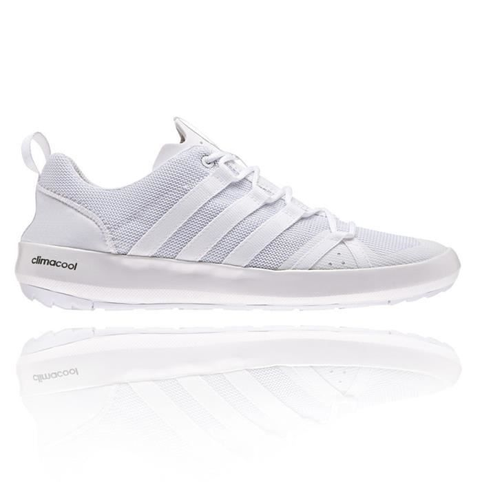 adidas boat climacool blanche