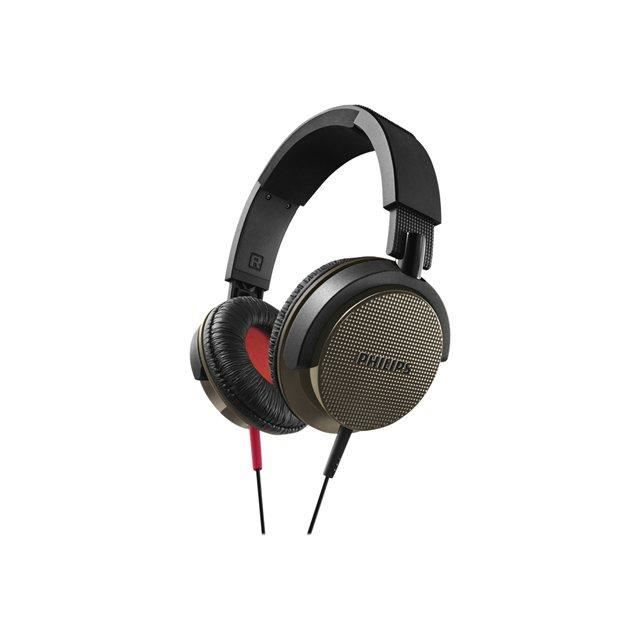 philips shl3100mgy 00 casque dj pliable plat casque. Black Bedroom Furniture Sets. Home Design Ideas