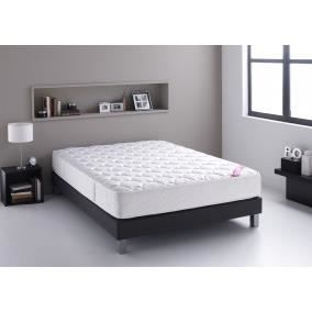 couchage latex dunlopillo taille 140 x 190 cm achat vente matelas cdiscount. Black Bedroom Furniture Sets. Home Design Ideas