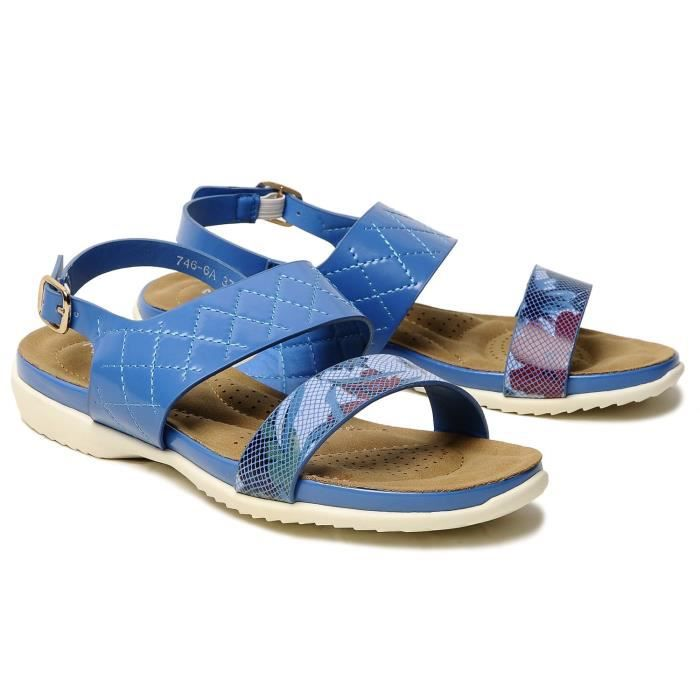746-6a Sandales Casual femme BTBIW Taille-37
