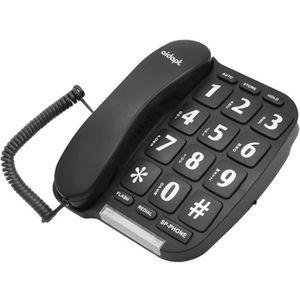 Téléphone fixe Téléphone fixe à Grosses Touches - Aidapt VM314