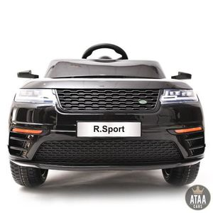 VOITURE ELECTRIQUE ENFANT ATAA CARS - R-Sport 12v télécommande - (Noir)