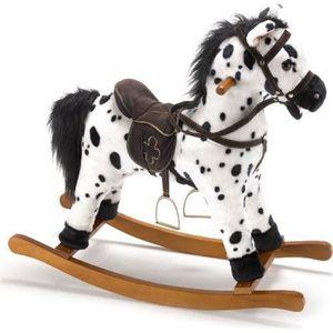 JOUET À BASCULE Bayer Chic 2000 405 06 Carlotta, le cheval à bascu